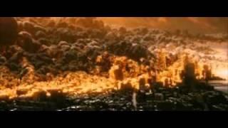 Конец света из фильма Предвидение (2009)