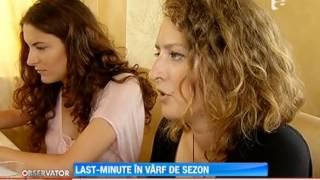 TravelGirls.ro despre ofertele last-minute la Observator – Antena1