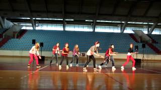All Around The World / Justin Bieber -  Choreography by Sarah Arrigoni