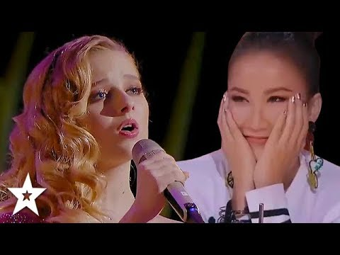 Jackie Evancho Returns And AMAZES Again On World's Got Talent 2019! | Got Talent Global