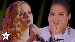 Jackie Evancho Returns And AMAZES Again On World's Got Talent 2019!   Got Talent Global