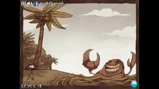 Trollface Quest 3 Walkthrough