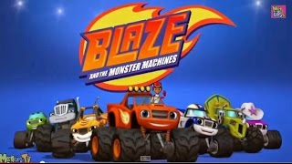 blade and the monster machine blaze race to the rescue game