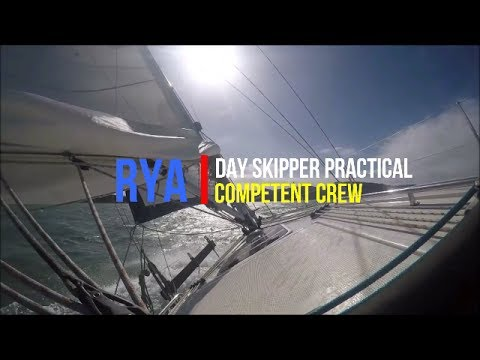 Sailing around the Solent - Learning to Sail (Moonfleet Sailing Poole)