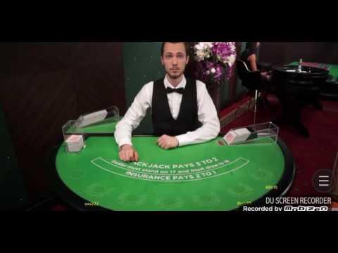 1.5 million dollars WON!!! on live blackjack #plus huge tilt