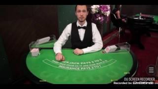 1.5 million dollars WON!!! oฑ live blackjack #plus huge tilt