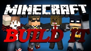 Minecraft Build It (Draw My Thing) Minigame w/ SkyDoesMinecraft, BajanCanadian, and xRPMx13 #4