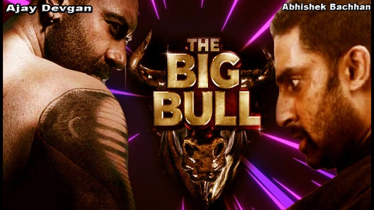 The Big Bull Official Trailer | Abhishek Bachchan | Ajay Devgn | An Unreal  Story | Kookie Gulati - YouTube
