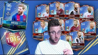 Stopde plays fifa mobile! calcio a tots bundle! plus upgraded tots lionel messi gameplay