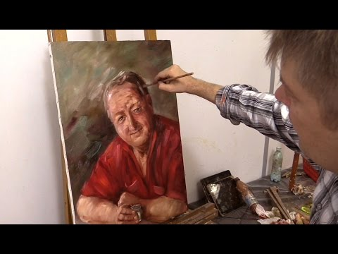 Научиться рисовать портрет