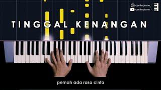 Gaby - Tinggal Kenangan (Piano Cover)