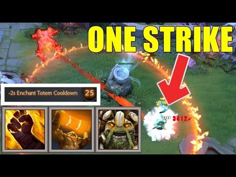 One Shot Puff Sleight Of Fist | Dota 2 Ability Draft thumbnail