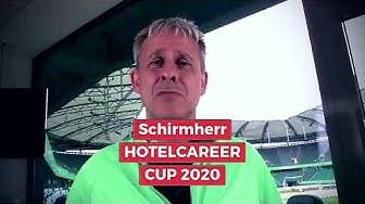 Pierre Littbarski lädt zum Hotelcareer Cup ein!
