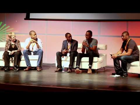 How to Raise VC Funding-Black Tech Week 2015 Panel