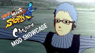 naruto shippuden ultimate ninja storm 4 chojuro mod showcase