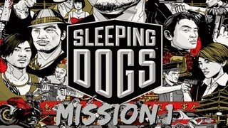 Sleeping Dogs Demo - Mission 1