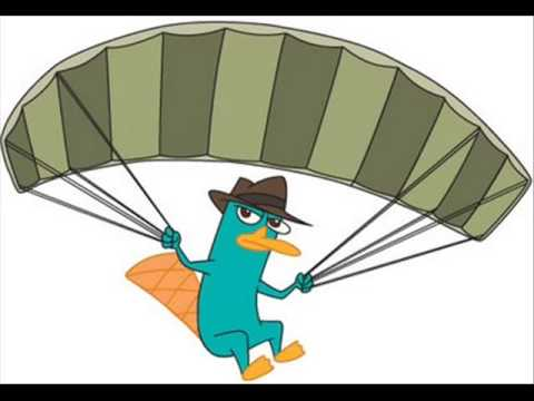 The Perry the Platypus-sound!