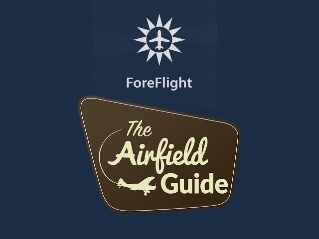 Exporting Airfield.Guide Waypoints into ForeFlight