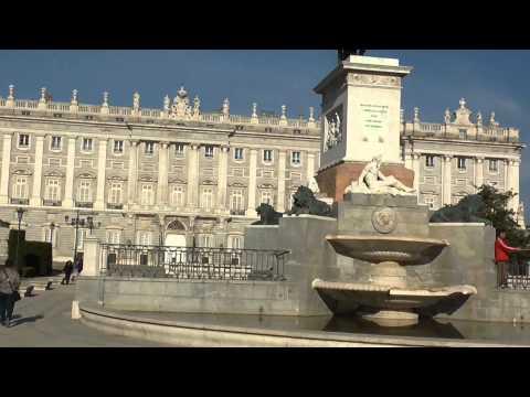 Madrid. Royal Palace