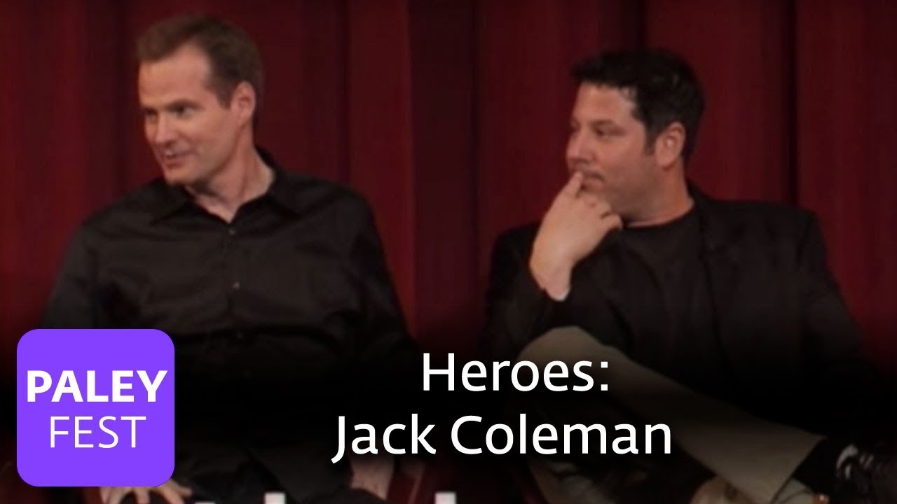 Jack Coleman Wife