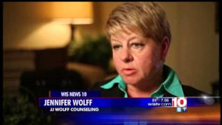 Helping Heal Heroes Hidden Wounds -WIS News Live (Taylor Kearns reporting) Jennifer Wolff, LISW-CP