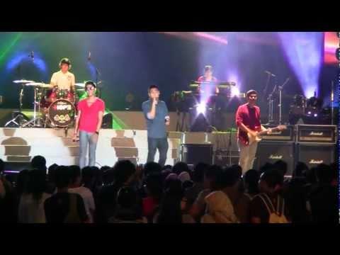 RAN - Karena Kusuka Dirimu @ Jakarta Fair 2011 [HD]
