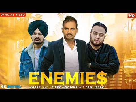 Enemies (Full Song) Angrej Ali   Sidhu Moose Wala   Deep Jandu   Latest Punjabi Songs 2018  Geet MP3