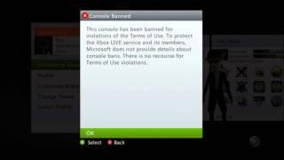 Microsoft Banning Legit XBOX 360s Now!