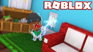 WORST ROBLOX BABY EVER