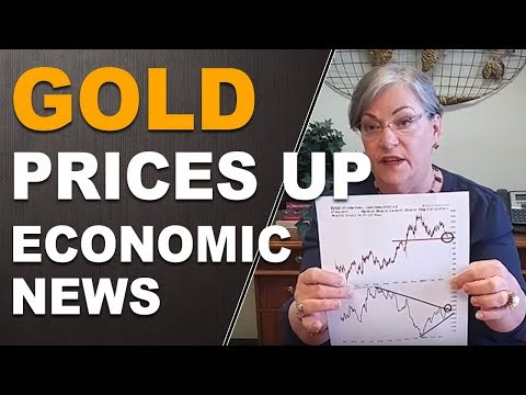 Gold Prices Up - Insiders Selling Stocks - Economic News