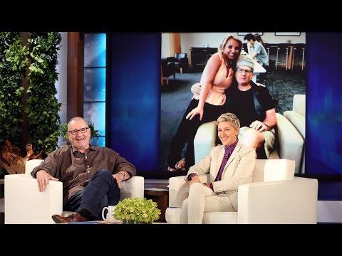 Ed O'Neill Talks Dory and Britney