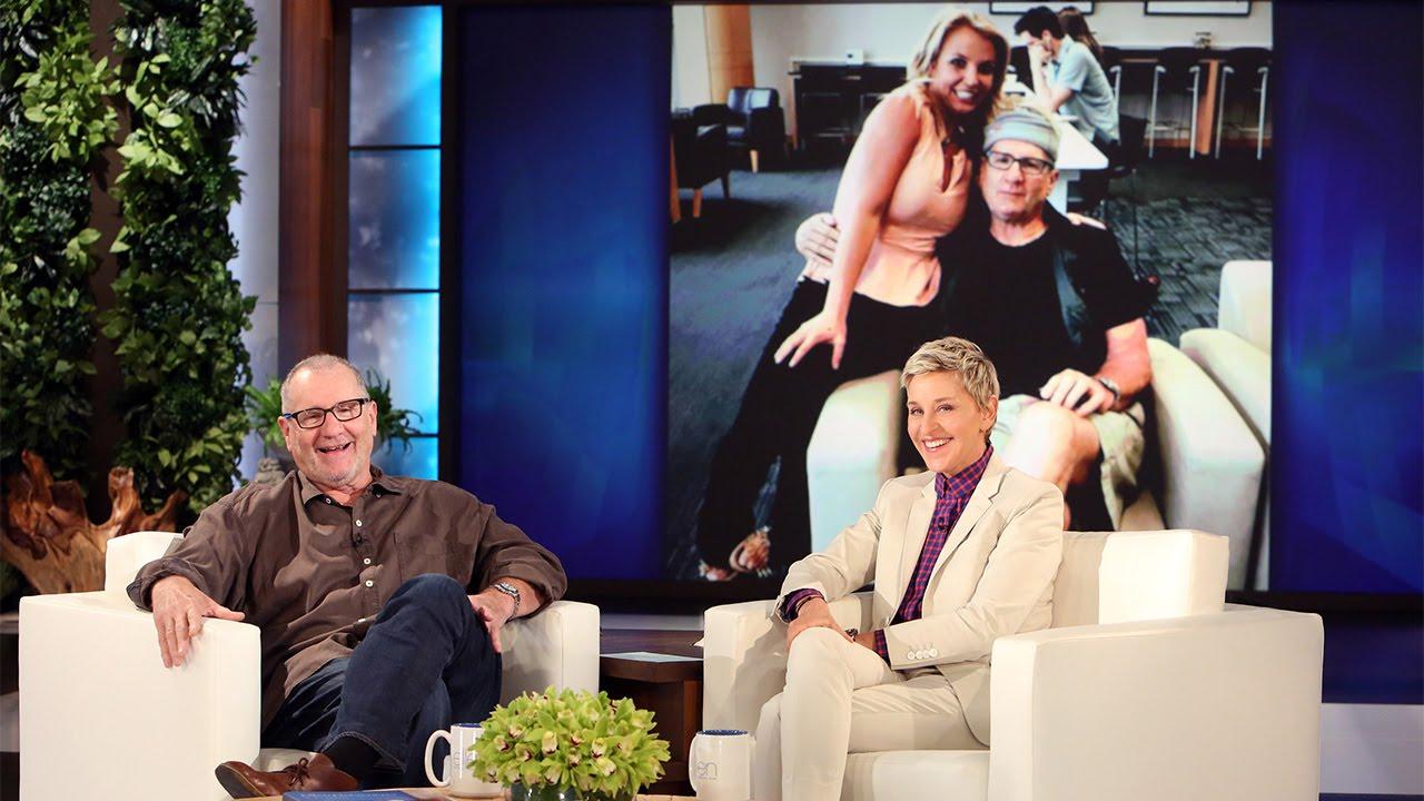 f92c6407fa4 Ed O Neill Talks Dory and Britney - YouTube