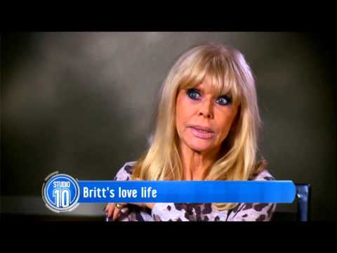Britt Ekland on Studio 10
