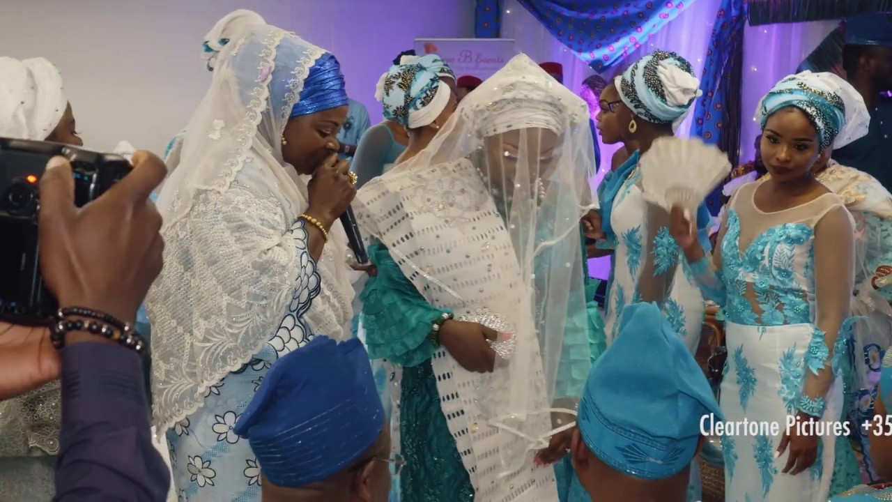 Download The Wedding Aminat & Usman (part 6)