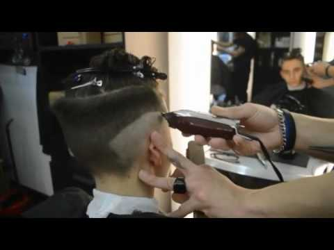 Razor Fade By Andrew Hair Style