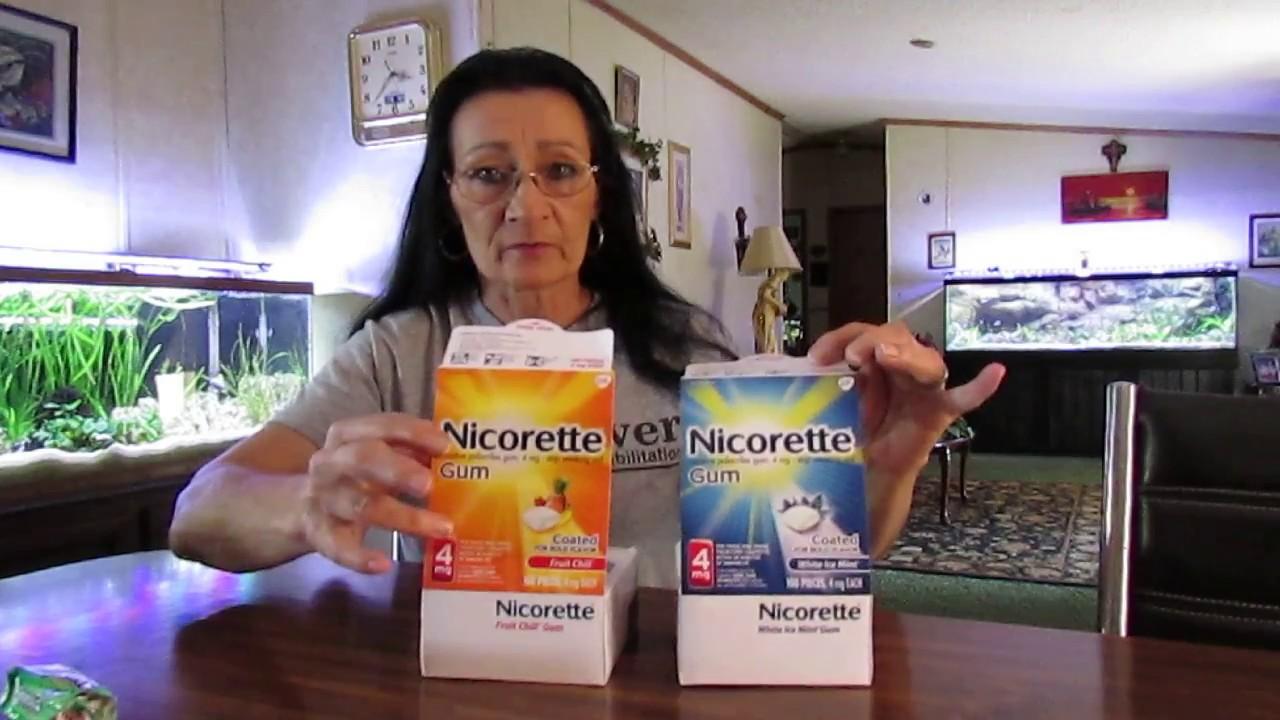 How I quit smoking using Nicotine gum