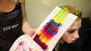 Creating colorful hair w/ Joico and Pravana thumbnail