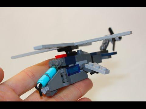 LEGO Ми 24 инструкция