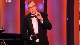 Georg Schramm - Der Krieg Reich gegen Arm - Warren Buffet - Deutscher Kleinkunstpreis 2013 (3:44min)