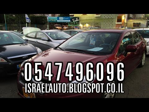 Used Cars For Sale In Israel - 11/2015 - Israel Auto - מכוניות יד 2