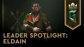 Скачать Leader Spotlight Eldain