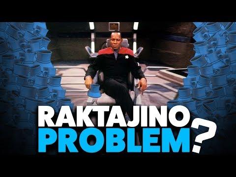 Deep Space Nine's RAKTAJINO Craze
