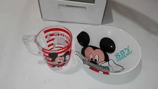 Набор Luminarc Disney Party Mickey - обзор