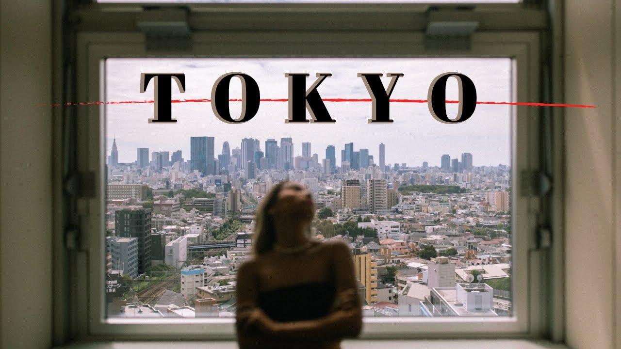 [VIDEO] - VISITING TOKYO ? a travel vlog + lookbook 7