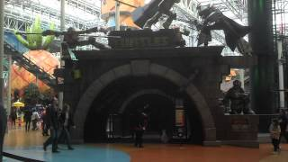 Teenage Mutant Ninja Turtles Ride at Mall of Ameri Thumbnail