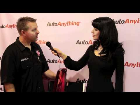 IPCW Lights Interview With AutoAnything - 2011 SEMA Show