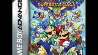 Mario And Luigi: Superstar Saga Music - Little Fungitown