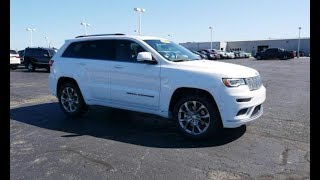2020 Jeep Grand Cherokee Summit For Sale | 29206T