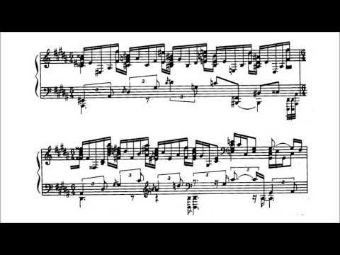 Samuil Feinberg - Piano Sonata No. 3, Op. 3