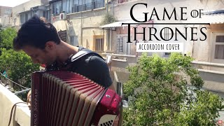 Game of thrones accordion cover